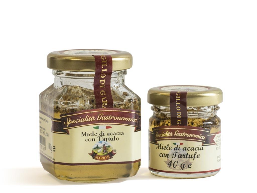 Трюфель мед