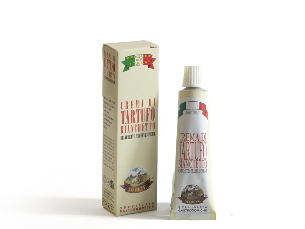 Bianchetto truffle cream