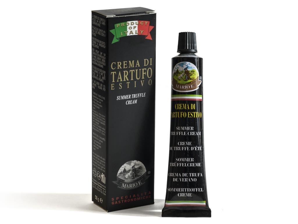 Summer truffle cream